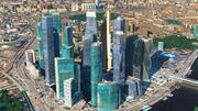 Moskva stad 3d model