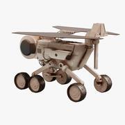 Rover planetario 3d model