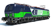 Siemens Vectron European Locomotive Leasing ELL 3d model