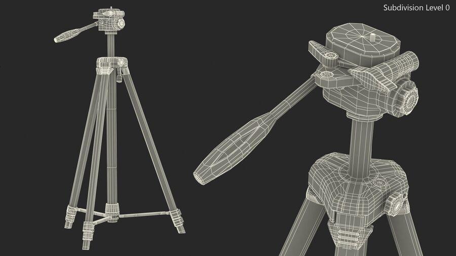 Statyw z samopoziomującym statywem laserowym Dewalt royalty-free 3d model - Preview no. 17