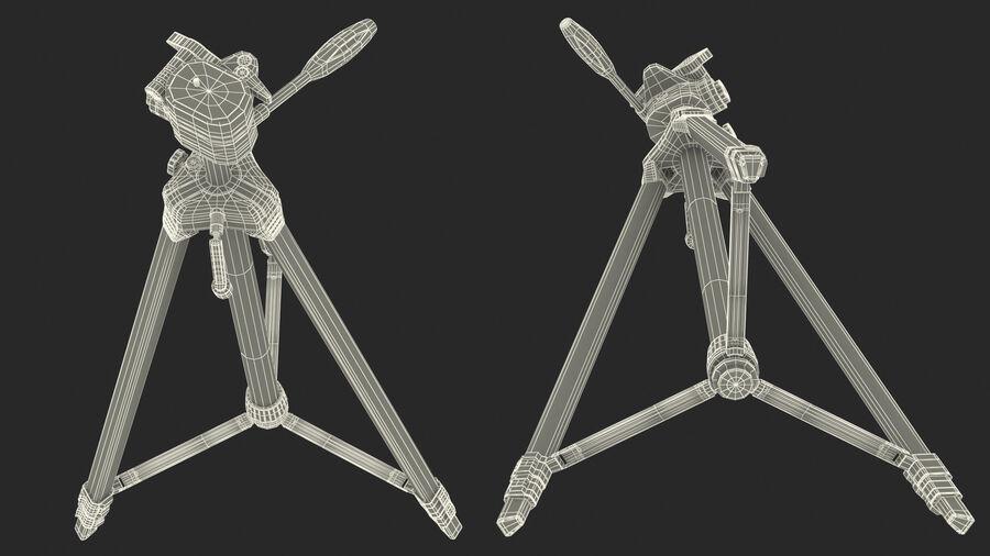 Statyw z samopoziomującym statywem laserowym Dewalt royalty-free 3d model - Preview no. 22