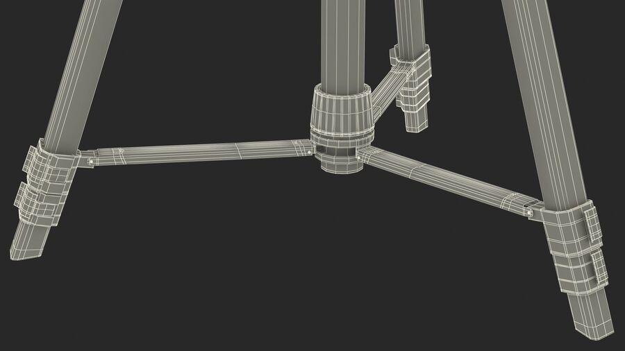 Statyw z samopoziomującym statywem laserowym Dewalt royalty-free 3d model - Preview no. 24