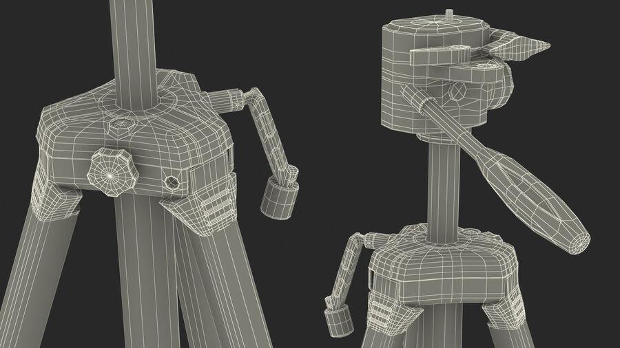 Statyw z samopoziomującym statywem laserowym Dewalt royalty-free 3d model - Preview no. 23