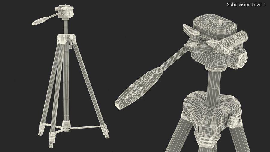 Statyw z samopoziomującym statywem laserowym Dewalt royalty-free 3d model - Preview no. 18