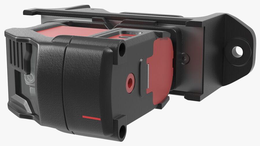 Livello laser a croce autolivellante royalty-free 3d model - Preview no. 13