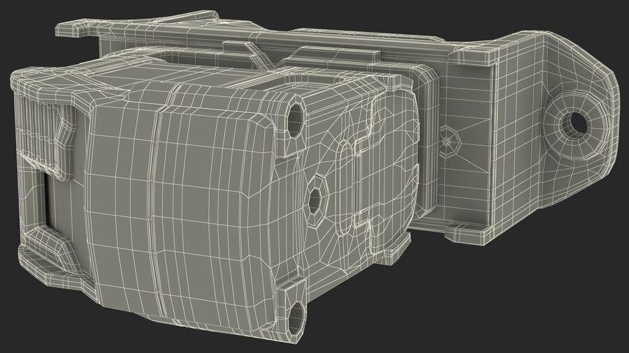 Livello laser a croce autolivellante royalty-free 3d model - Preview no. 28