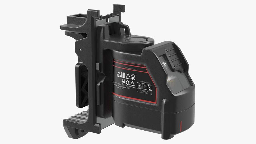 Livello laser a croce autolivellante royalty-free 3d model - Preview no. 2