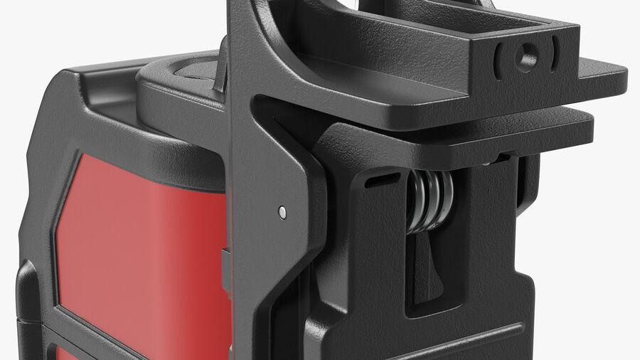 Livello laser a croce autolivellante royalty-free 3d model - Preview no. 15