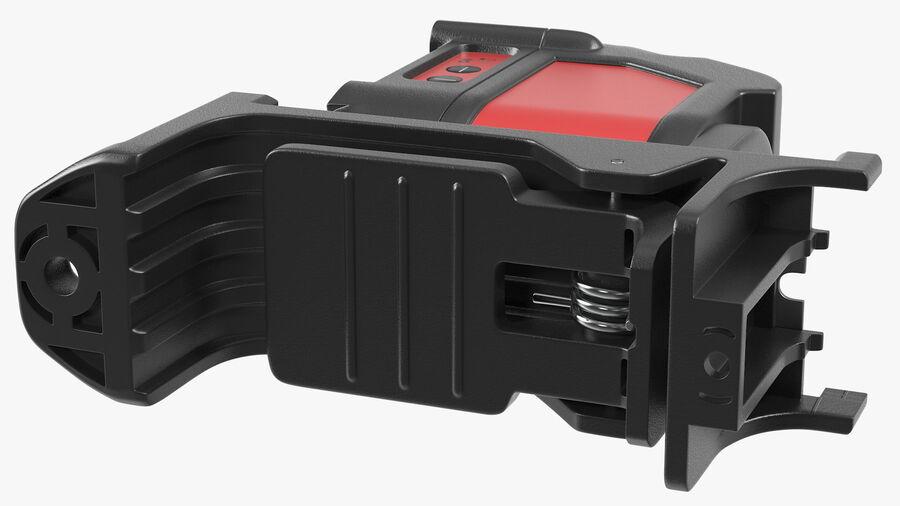 Livello laser a croce autolivellante royalty-free 3d model - Preview no. 14