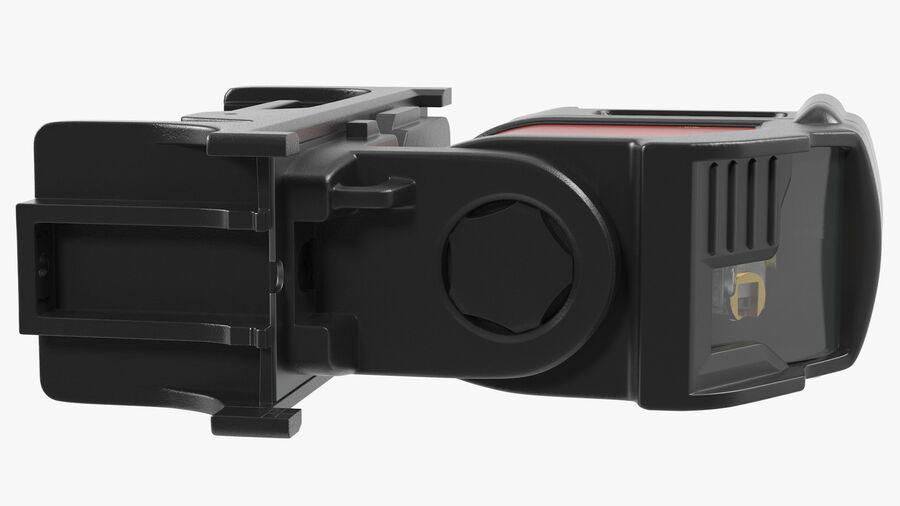 Livello laser a croce autolivellante royalty-free 3d model - Preview no. 12