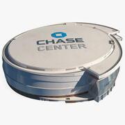 Chase Center Arena 3d model