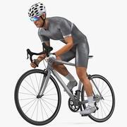 자전거 타기 자전거 3d model