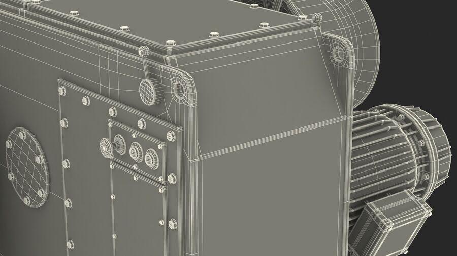 マリンアンカーウインドラス royalty-free 3d model - Preview no. 32