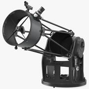 Orion SkyQuest XX16g GoTo Dobsonian Telescope Rigged 3d model
