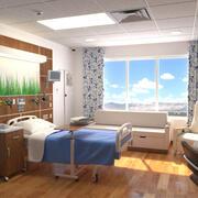 Patientrum 3d model