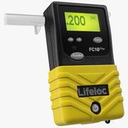 Lifeloc FC10Plus飲酒BACテスター 3d model