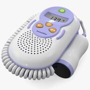 Fetal Heart Rate Doppler Sonicaid One 3d model