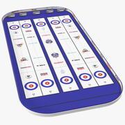 US Arena Curling Championships 3d model