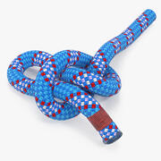 Slip Knot 3d model