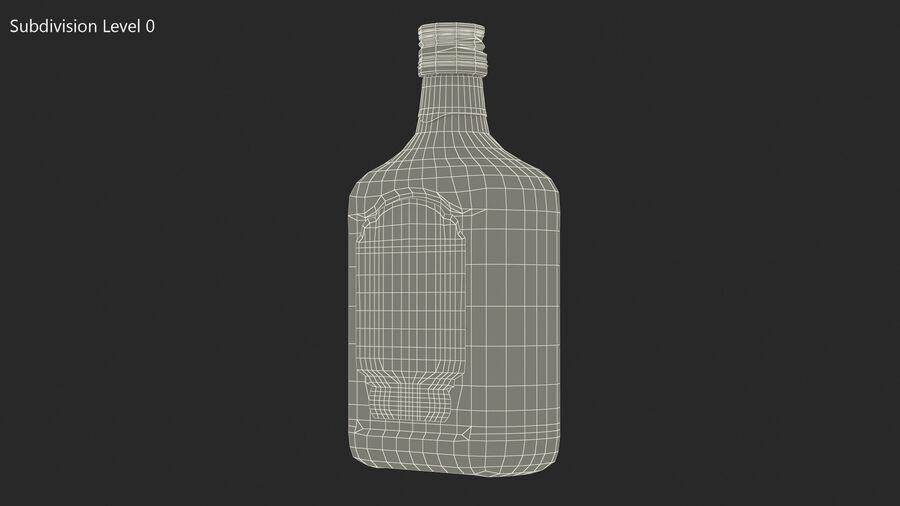 Stroh 60 Austrian Rum Bottle royalty-free 3d model - Preview no. 16