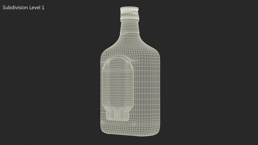 Stroh 60 Austrian Rum Bottle royalty-free 3d model - Preview no. 17