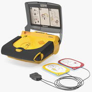 Physio Control Lifepak CR Plus AED 3d model