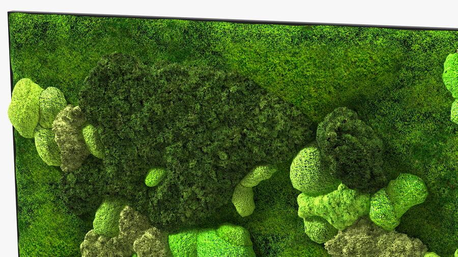 Moss Wall 3d Model 29 Max Obj Lxo Ma Fbx C4d Blend 3ds Free3d