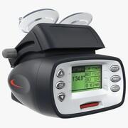 GPS Car Performance Meter 3d model