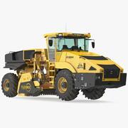 Bomag RS500 Recycler Soil Stabilizer 3d model