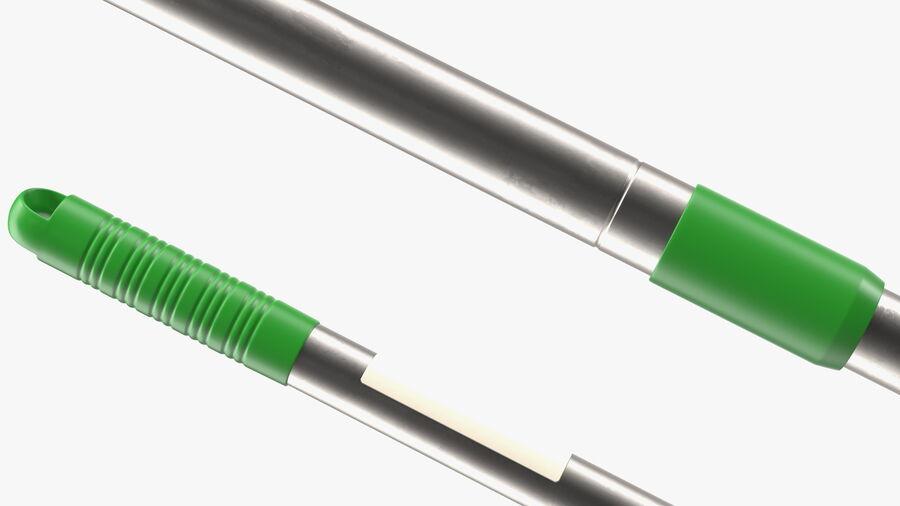 Multipurpose Combined Rake Shovel Sieve royalty-free 3d model - Preview no. 13