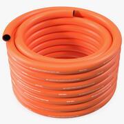 Tuyau de bobine de tuyau 3d model