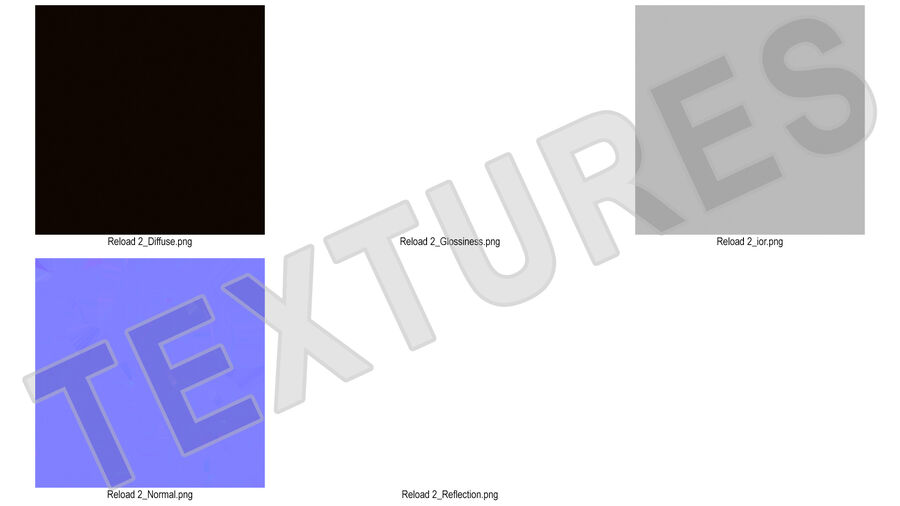 Synchronization Symbol royalty-free 3d model - Preview no. 20