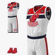 Basketball Wear 3d model
