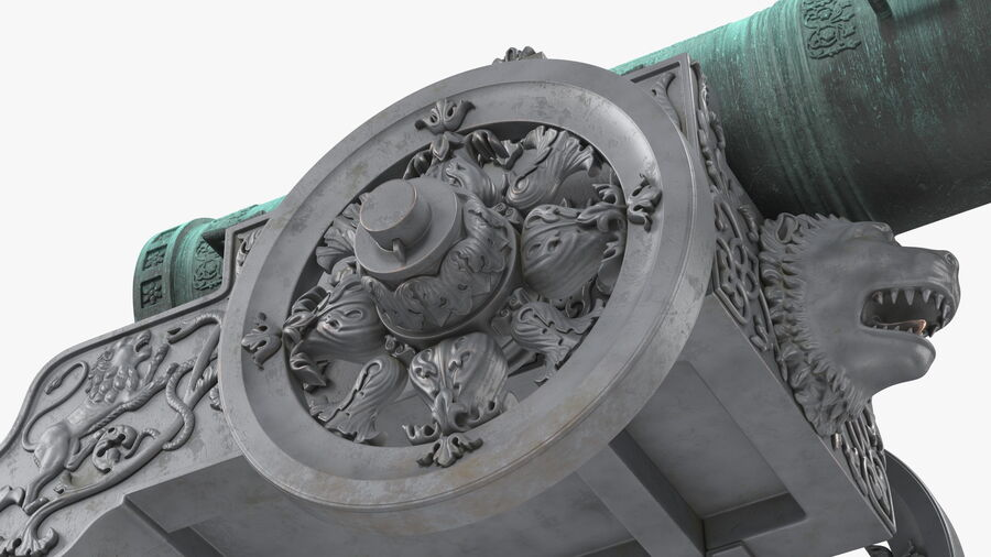 Architectural Elements Collection royalty-free 3d model - Preview no. 33