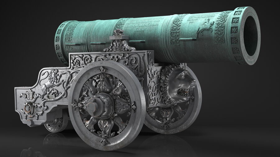 Architectural Elements Collection royalty-free 3d model - Preview no. 28