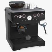 Espresso Machine 3d model